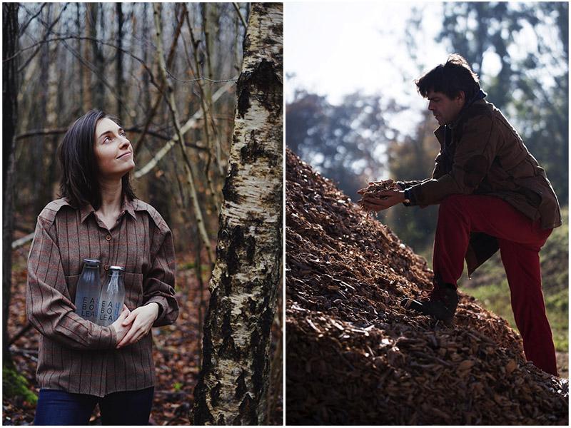 Galiane et Gilles de Poncins : le père et la fille mettent en valeur les vertus du bouleau